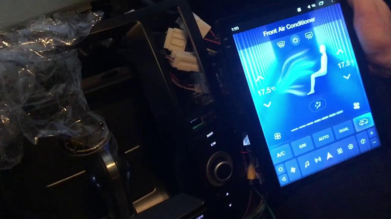 Tesla infiniti fx35 problem z działaniem - YouTube