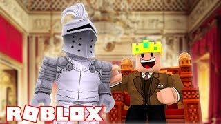 ROBLOX GALLANT BECOMES THE QUEEN OF ENGLAND AND CALLUM BECOMES THE KING! Roblox Castle Tycoon!