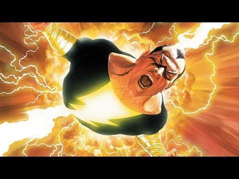 Supervillain Origins Black Adam Youtube