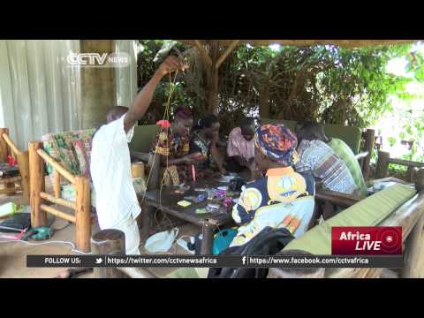 Art helps get Kampala's disabled off the streets