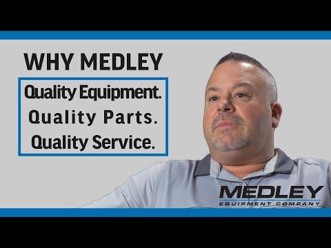 Why Medley Equipment Company | OKC, Tulsa, Midland, Lubbock, Amarillo, El Paso, Albuquerque