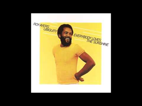 ROY AYERS UBIQUITY   Everybody Loves The Sunshine    POLYDOR RECORDS   1976