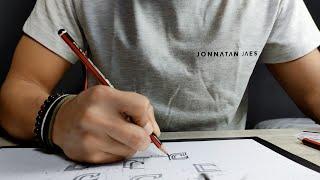 Cómo diseñar un MONOGRAMA paso a paso   Illustrator 2021   TUTORIAL