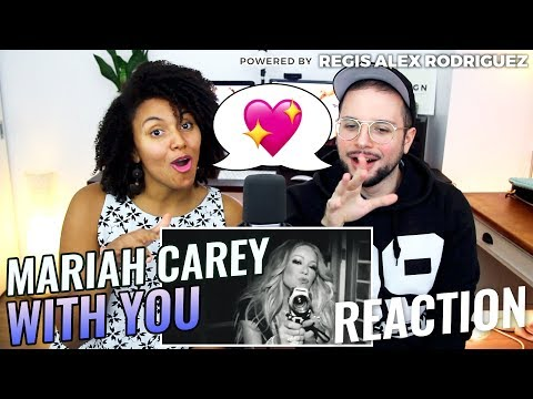 Mariah Carey - With You | REACTION