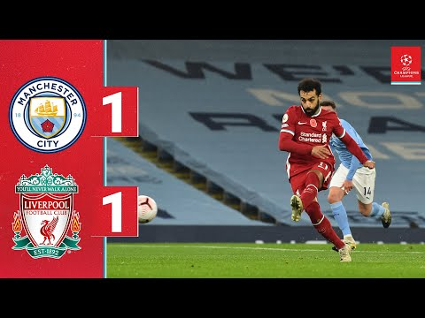 Highlights: Man City 1-1 Liverpool | Salah scores from the spot in draw