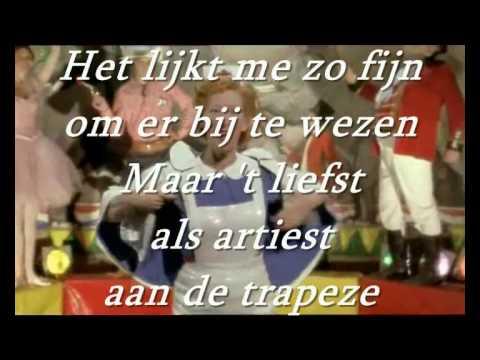 Ja Zuster Nee Zuster Ft Loes Luca - Aan De Trapeze karaoke