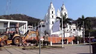 Remodelación del Jardín de Cihuatlán