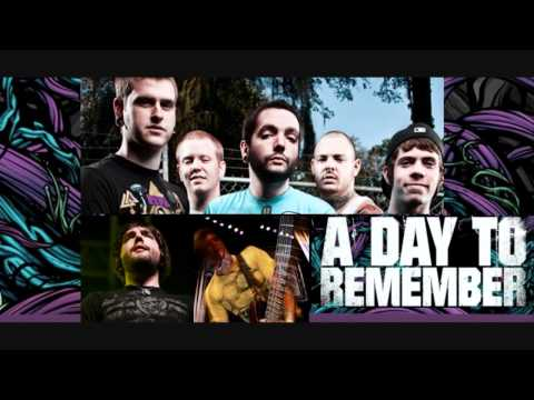 A Day to Remember - Over my Head (Cable Car)   with Lyrics (HD)