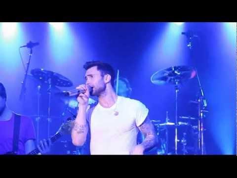 Maroon 5 - The Sun - Live January 20 2012 @ Fairmount Mayakoba, Mexico