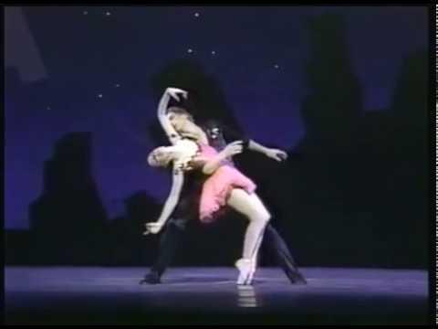"The ""MAN I LOVE"" Pas De Deux  (Choreo: Balanchine)"
