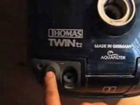 Ремонт пылесоса ТHOMAS t2