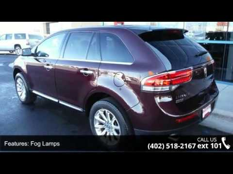 2011 lincoln mkx bigler motors lincoln ne 68504 youtube youtube
