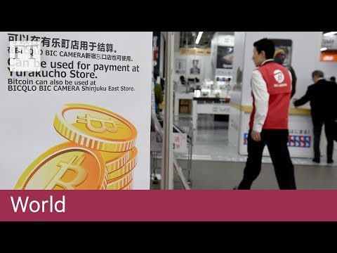 Japan experiments with cryptocurrencies