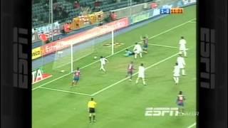 Barcelona 2 x 0 Mallorca - Campeonato Espanhol 2004/2005