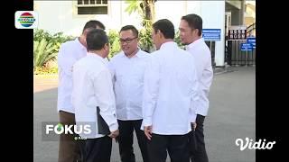 Pengurus Partai Bulan Bintang Temui Presiden Jokowi -  Fokus Pagi