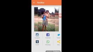 Como editar foto no android (square instaPic)