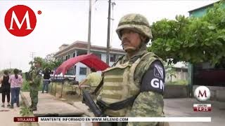 Así lucen los uniformes de la Guardia Nacional