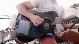 Fender CD60CE sound demo by Nestor
