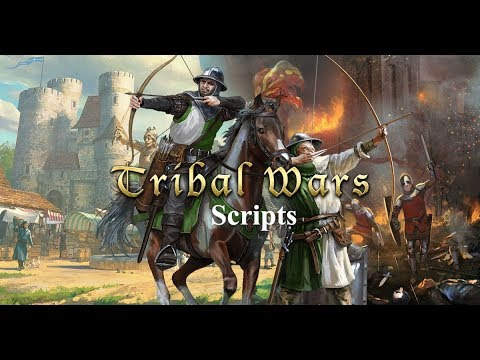 Tribal Wars: Useful Scripts 1