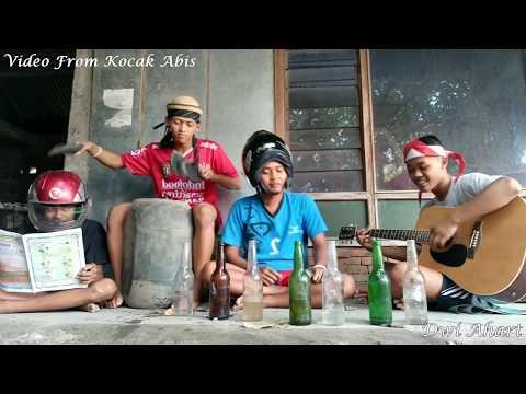 Kreatif Cover Lagu Dengan Alat Musik Seadanya, Kompilasi Dari Video Kocak Abis