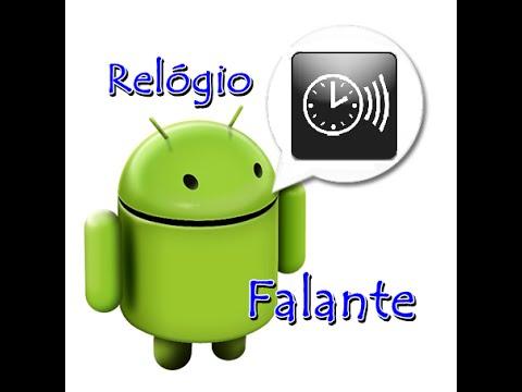 64cfab8adb5 Relógio falante - (Tell me the time)  ANDROI - YouTube