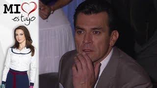 ¡Fernando se entera que Ana está embarazada! | Mi corazón es tuyo - Televisa