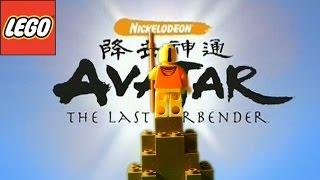 LEGO Avatar (легенда об Аанге) Начало