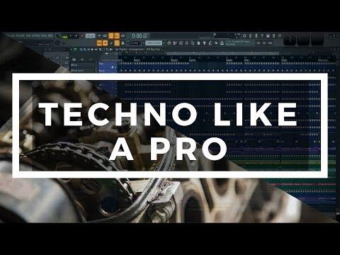 Techno Like A Pro In 5 Minutes | Free FLP (100% FL Studio)