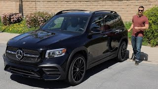 2020 Mercedes-Benz GLB Test Drive Video Review