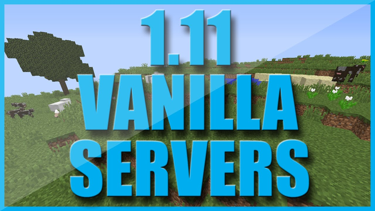 VANILLA SNAPSHOT SERVERS MINECRAFT SERVERS - Minecraft vanilla spielen