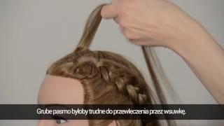 Kokardy z włosów