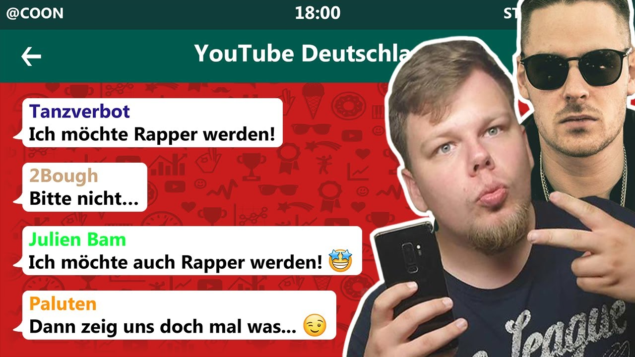 Youtuber Werden