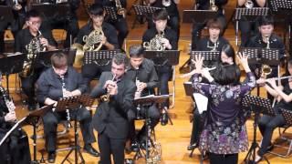 《TCUB》Vivaldi-Bach Concerto in D major - III.Allegro, Piccolo Trumpet solo : Joe Burgestaller