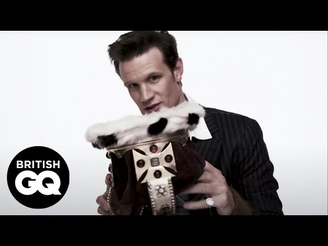 The Crown's Matt Smith plays would you rather  British GQ