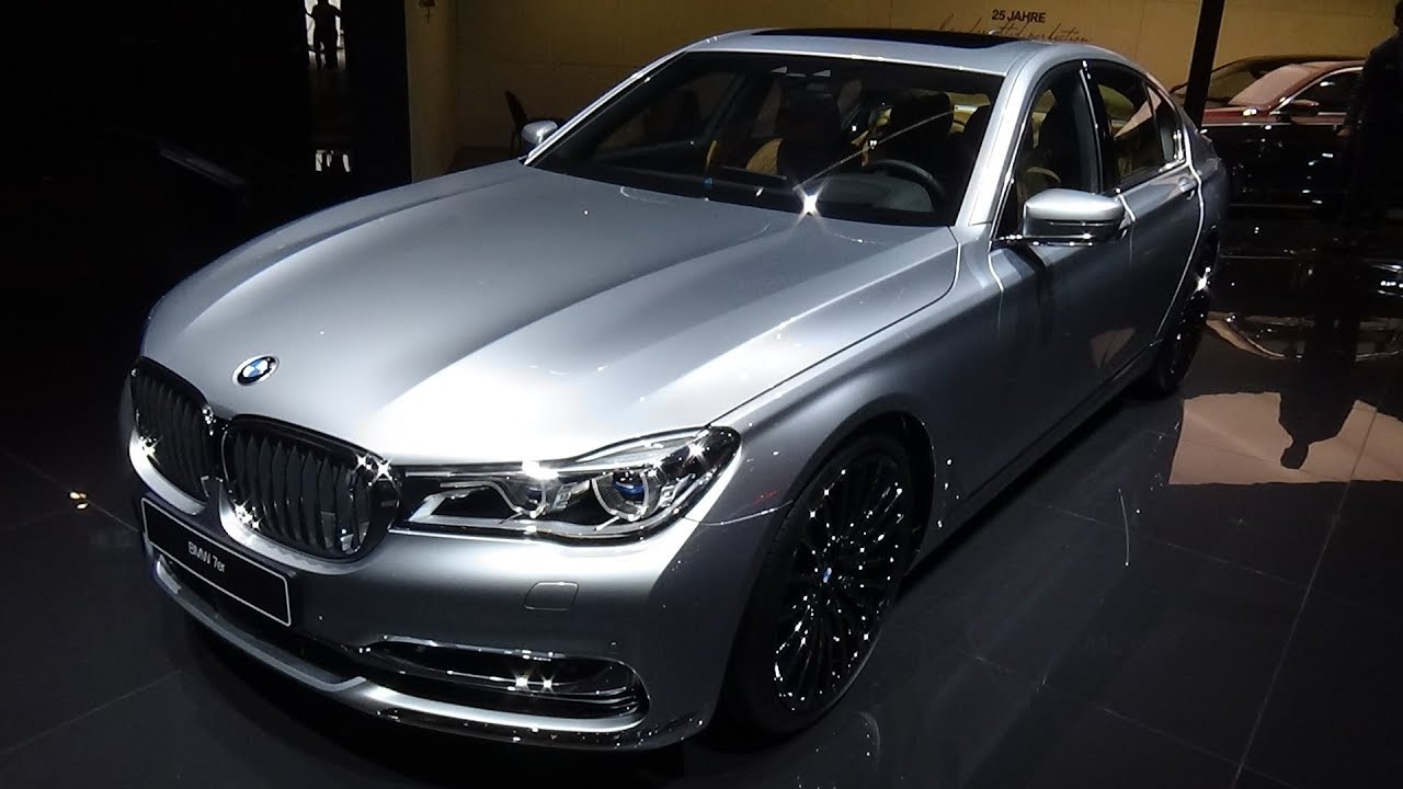 2018 Bmw 730d Modell M Sport Exterior And Interior Iaa