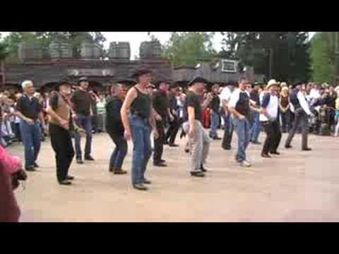 Hqdefault on Basic Country Line Dance Steps