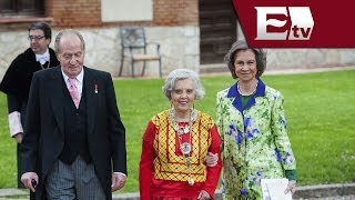 Rey Juan Carlos otorgó Premio Cervantes a Elena Poniatowska / Excélsior Informa