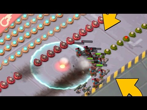 My Biggest Operation Fail in Boom Beach! (The Rejects Task Force!)