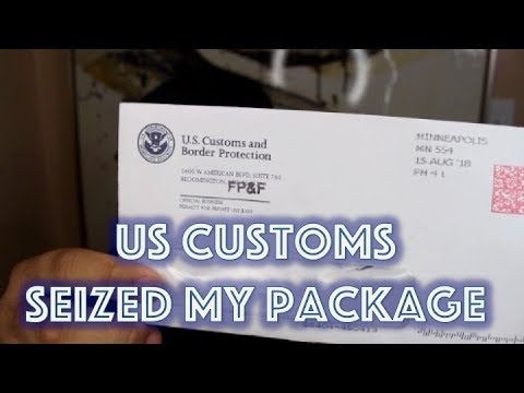 US CUSTOMS Stole My Package | Chanel |  DocLUXURY