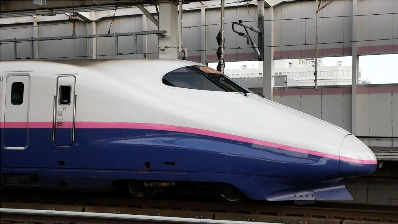 忘れ去られた新幹線E2系 Forgott...