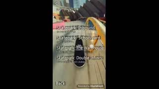 True Skate MOD Apk Unlocked All Maps And Hack Coin