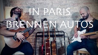 In Paris Brennen Autos - Faber (Wooden Chair Sessions cover)