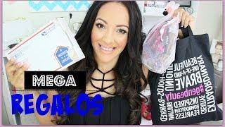 Mega Regalos, Generation Beauty y haul JasminMakeup1