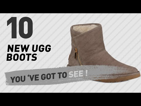 Ugg Boots Womens Collection // New & Popular 2017