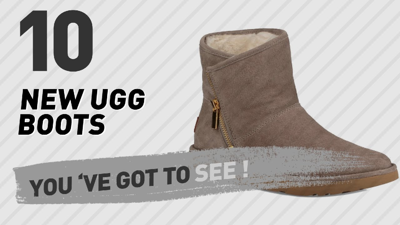 1d3aecb89b316 Ugg Boots Womens Collection // New & Popular 2017