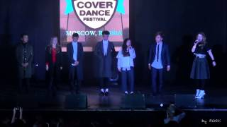 Beast – 12.30 dance cover by NG Crew [K-POP Cover Dance fest 2015 (29.08.2015)]