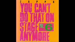 Frank Zappa- Magic fingers