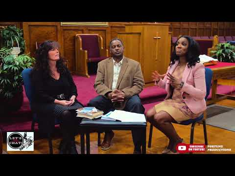 let's chat prison ministry