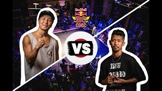 B-Boy Nori vs. B-Boy Okey Joe | Red Bull BC One Cypher Japan 2019 Semifinal