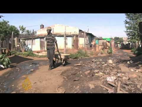 Post-apartheid South Africa fails Sowetans